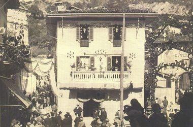 Pradalunga nel 1930