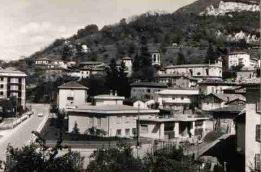 Pradalunga nel 1966
