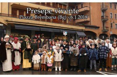 Presepe Vivente Piazza Brembana