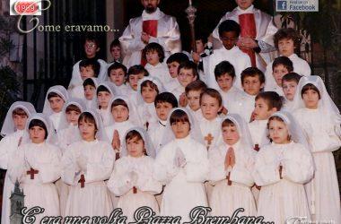 Prima Comunione classe 1969, Piazza Brembana e Lenna