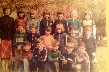 Prima elementare 1979 Boltiere