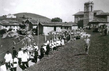 Processione Assunta in Ganda Gazzaniga