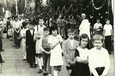 Processione Madonna Caprino Bergamasco