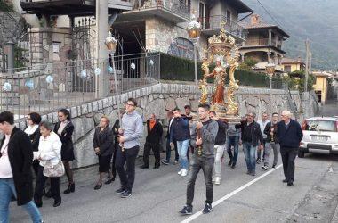 Processione Madonna del Rosario - Adrara San Rocco