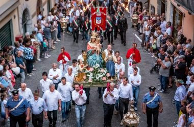 Processione Madonna delle Grazie – Ardesio