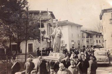 Processione San Giuseppe 1963 Selino Basso