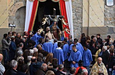 Processione della Madonna Addolorata di Dossena