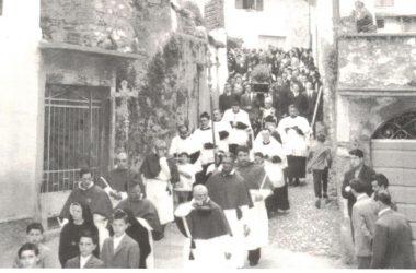 Processione di Pradalunga