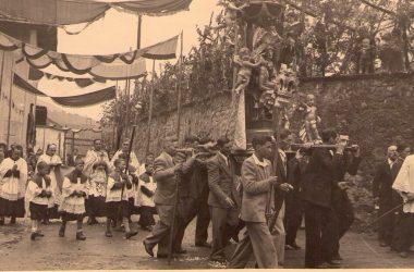 Processione storica Colzate
