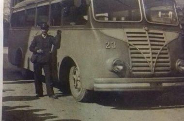 Pulman di linea 1950 Foresto Sparso