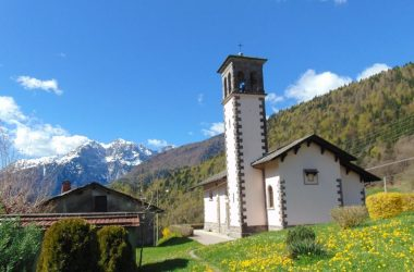 RIpa di Gromo chiesa di S. Maria Elisabetta