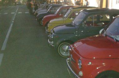 Raduno Fiat 500 Urgnano