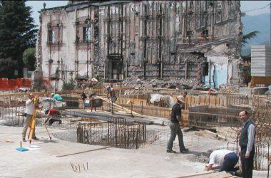 Ricostruzione Oratorio Gandino
