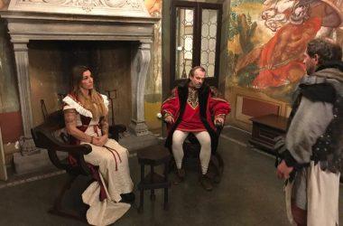 Rievocazione Castello di Valverde - Bergamo