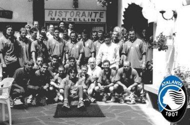 Ritiro Atalanta Calcio 1997 Selvino