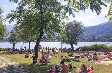 Riva Lago Monasterolo del Castello