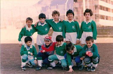 Rogno Calcio anni 80