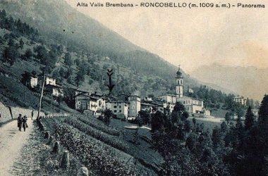 Roncobello nel 1925
