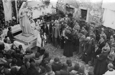 Roncola Madonna Pellegrina 1949