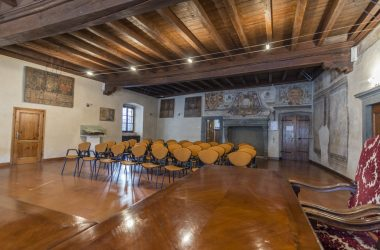Sala Palazzo Pretorio - Vilminore di Scalve