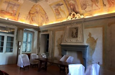 Sale Palazzo Furietti Carrara - Presezzo