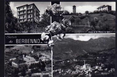 Saluti di Berbenno 1965