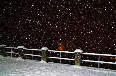 San Gandino - Gottardo a Cirano con la Neve