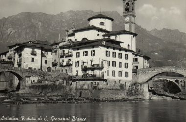 San Giovanni Bianco foto antiche
