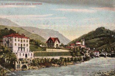 San Giovanni Bianco foto valle brembana