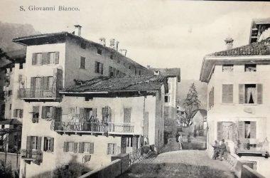 San Giovanni Bianco foto vecchie anni 50