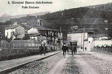 San Giovanni Bianco, Viale della Stazione