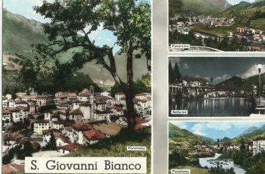 San Giovanni Bianco vecchie cartoline