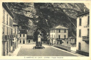 San Martino dè Calvi Lenna