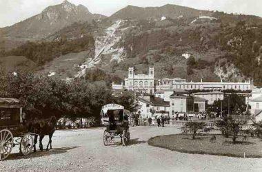 San Pellegrino Terme Storia