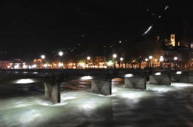 San Pellegrino Terme il Brembo