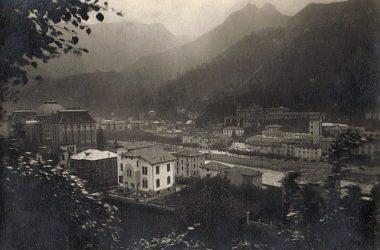 San Pellegrino Terme nel 1930