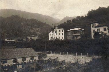 San Pellegrino Terme paese Bergamo