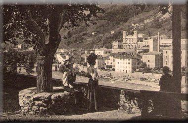 San Pellegrino Terme un tempo