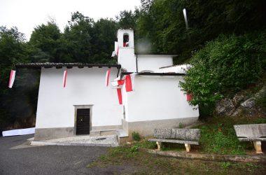 San Rocco Chiesa Peia