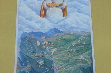 Sant'Omobono Terme BG murale