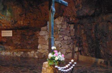 Sant'Omobono Terme Bergamo santuario della Cornabusa Bergamo