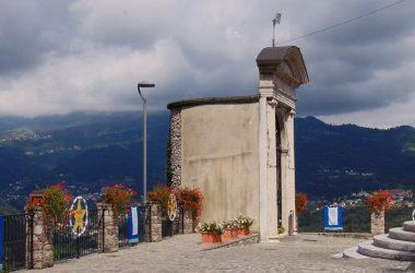 Sant'Omobono Terme Bergamo santuario della Cornabusa del XVI