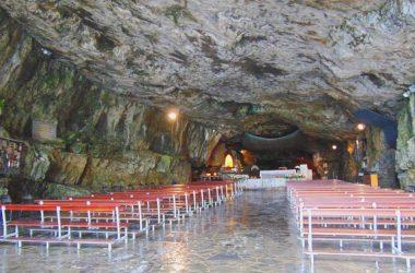 Sant'Omobono Terme - Bergamo -santuario della Cornabusa