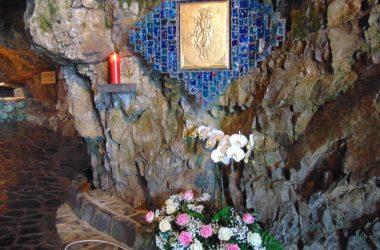 Sant'Omobono Terme Il santuario della Cornabusa