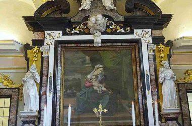 Santa Maria Bambina Novezi 1593 di Pietro Roncelli