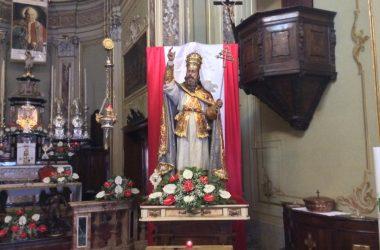 Santo Patrono San Gregorio Cisano Bergamasco