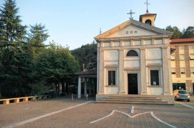 Santuario Forcella Pradalunga Bergamo