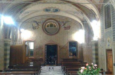 Santuario Forcella Pradalunga Bg