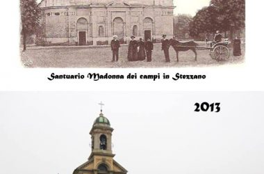 Santuario Madonna dei Campi - Stezzano 1898