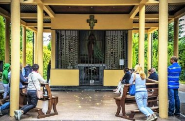 Santuario Madonna delle Ghiaie di Bonate